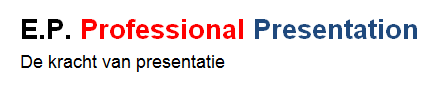 E.P. Professional Presentation